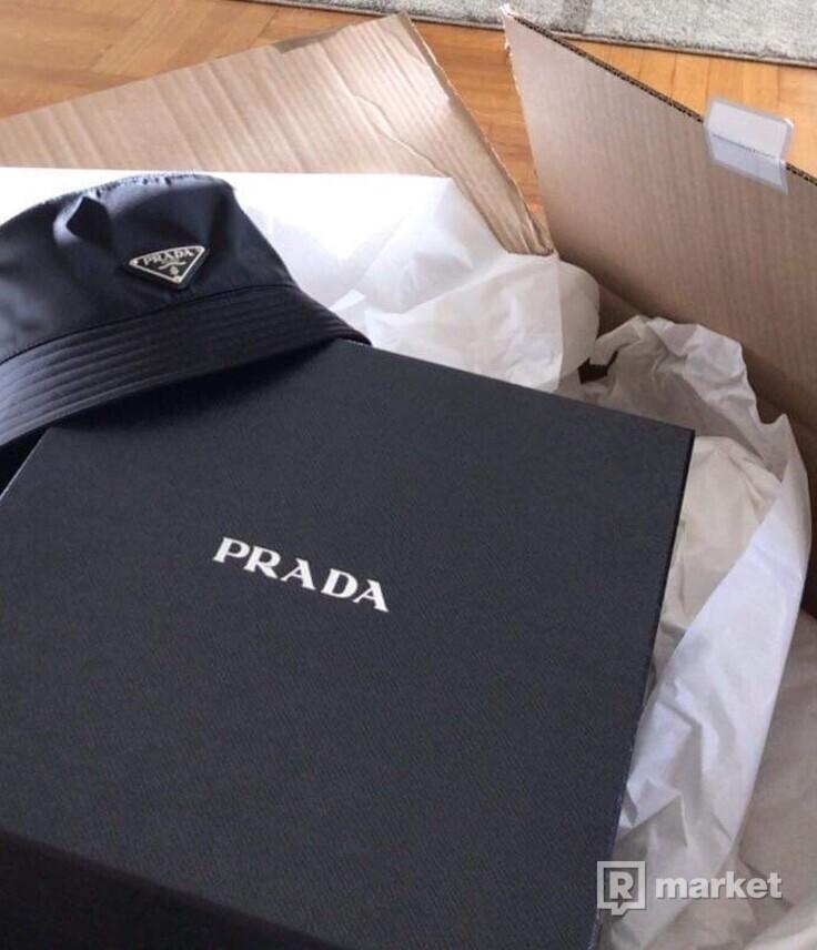 Prada klobúk bucket hat