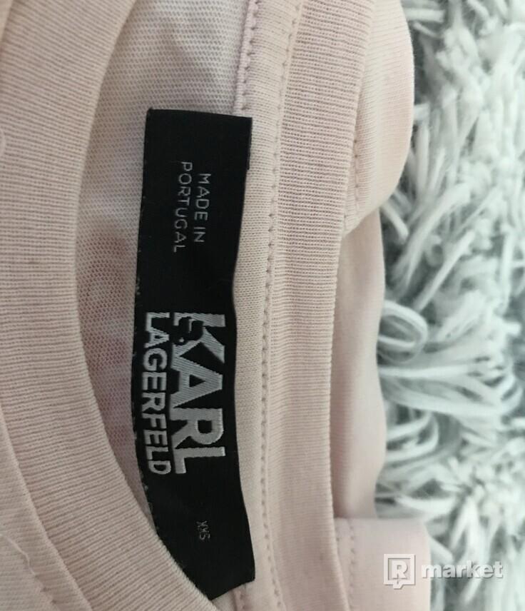 Karl Lagerfeld tričko