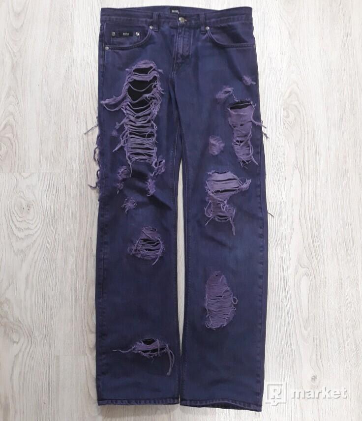 Hugo Boss custom jeans