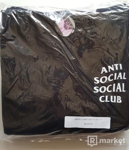 Anti Social Social Club mikina ASSC