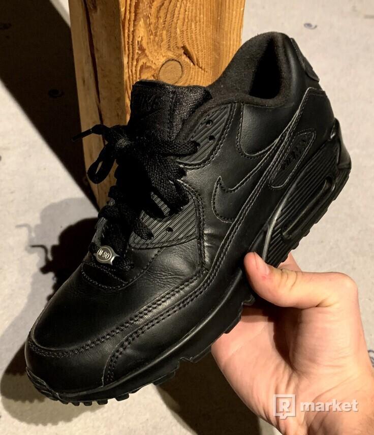 Nike air max 90 ltr black