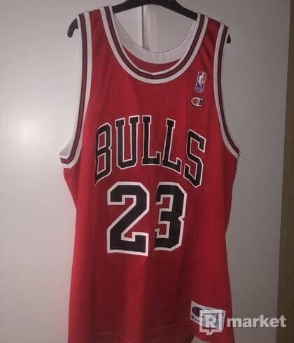 NBA x Champion JORDAN BULLS jersey