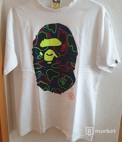 STEAL! Bape Fluro Ape T-Shirt
