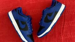 Nike dunk cobalts