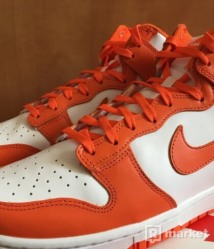 Nike Dunk High Syracuse 2020 vel.40