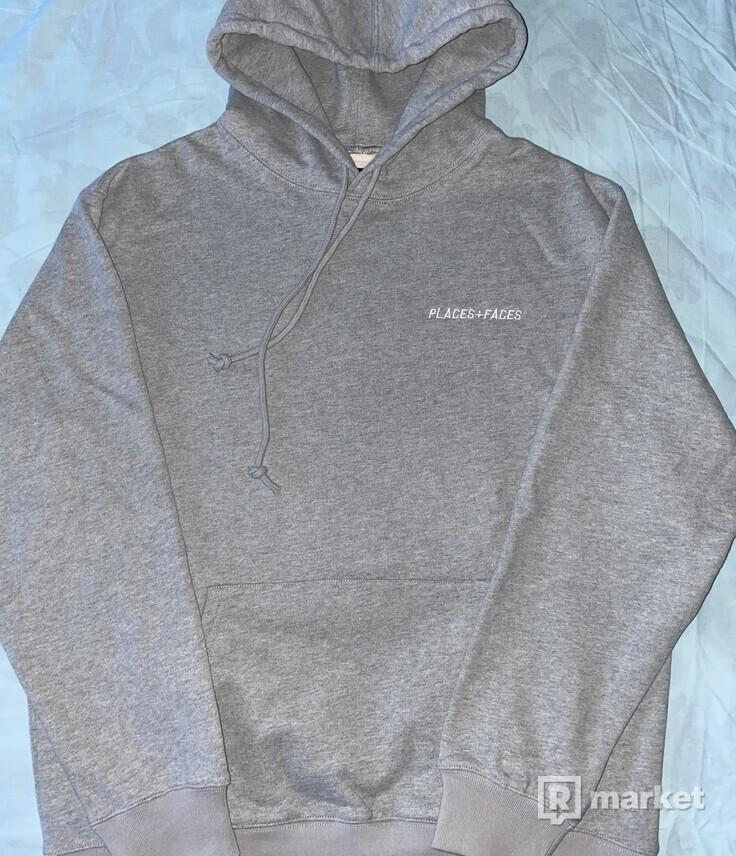 P+F cozy hoodie