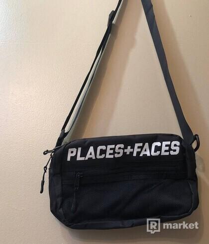 PLACES + FACES SHOULDERBAG