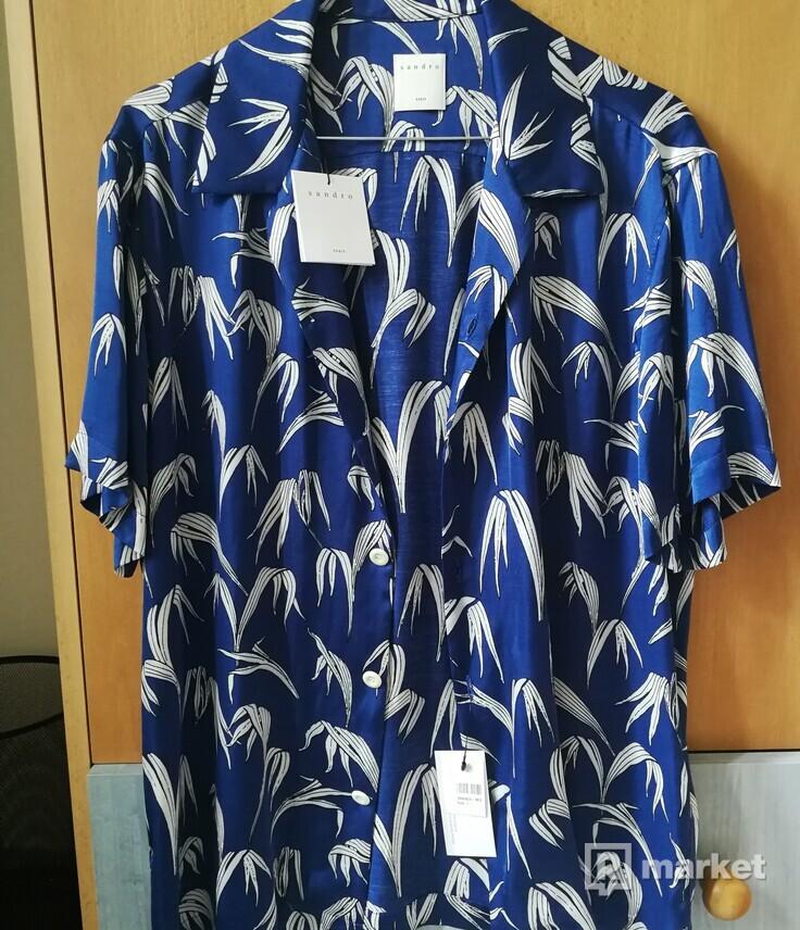 Pánská košile Sandro Paris, size L.