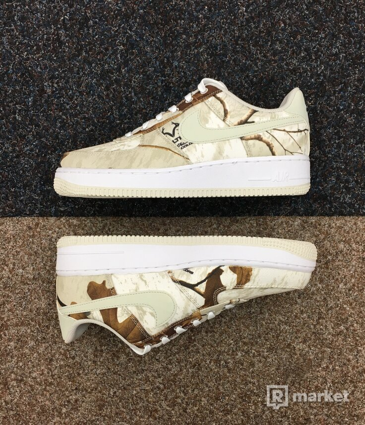 Nike Air Force 1 Realtree