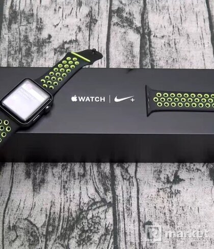 Apple watch  + 2 gen. 42 mm