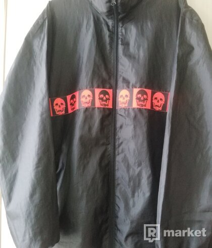 FREAK CLOTHING WINDBREAKER SIZE S