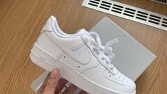 Nike Air Force 1 '07 Triple White