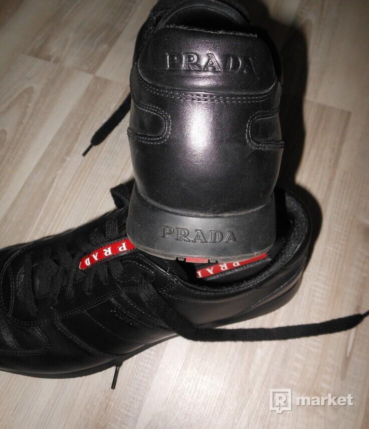 e71683a4f023 PRADA - pánske kožené topánky