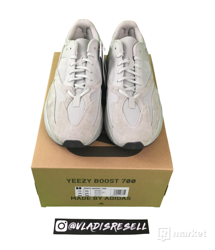 Adidas Yeezy Boost 700 Salt US11 / EU 45 1/3