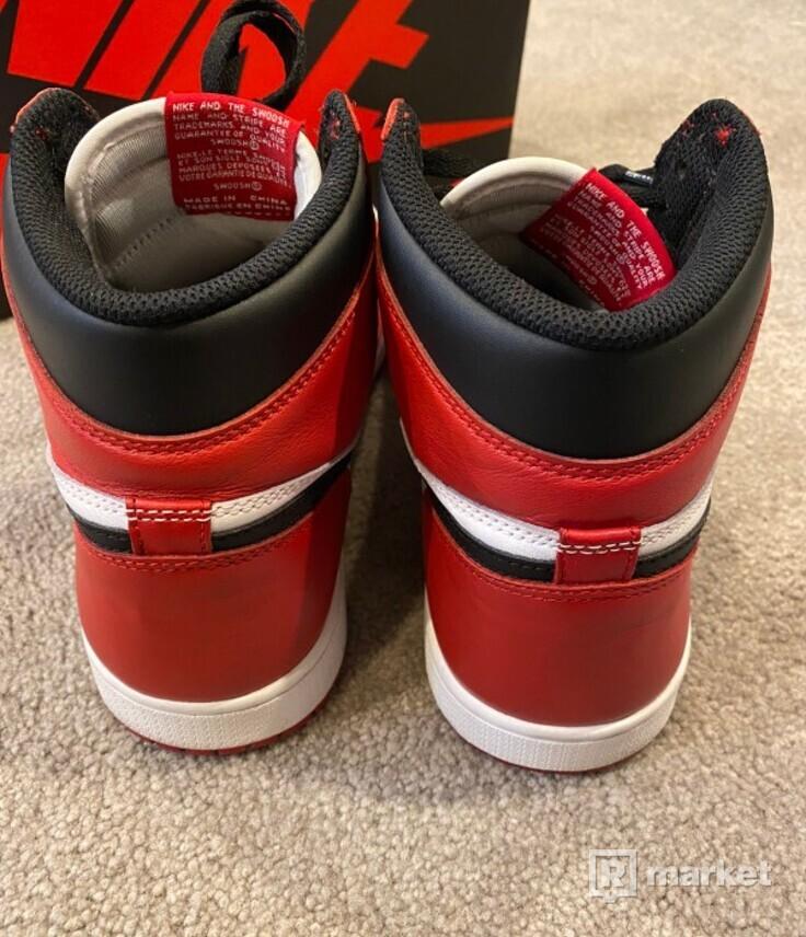 Jordan 1 Chicago