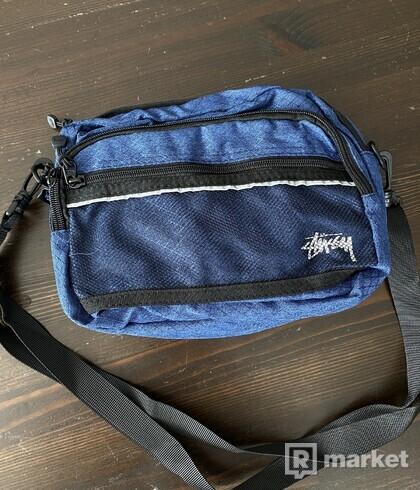 Stussy waistbag ladvnika shoulder bag
