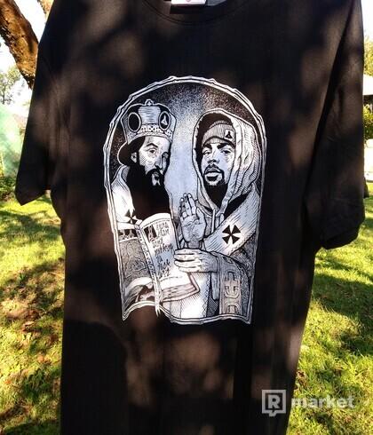 Unikátne tričká Lepra Delirio