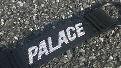 Palace keychain black