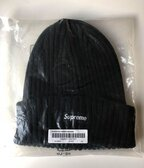 Supreme Overdyed Ribbed Beanie