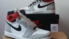 """Jordan 1 High """"Smoke Grey"""""""