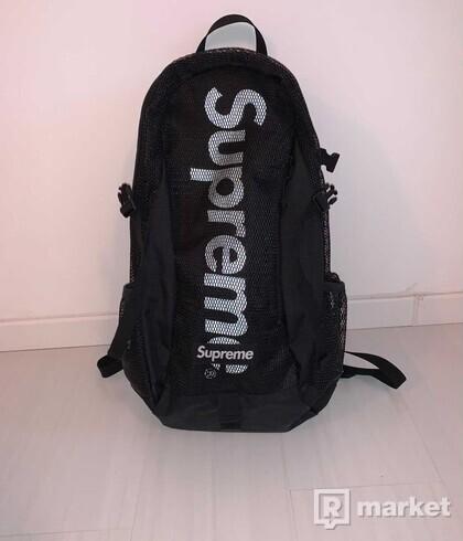 Supreme Backpack (SS20)Black
