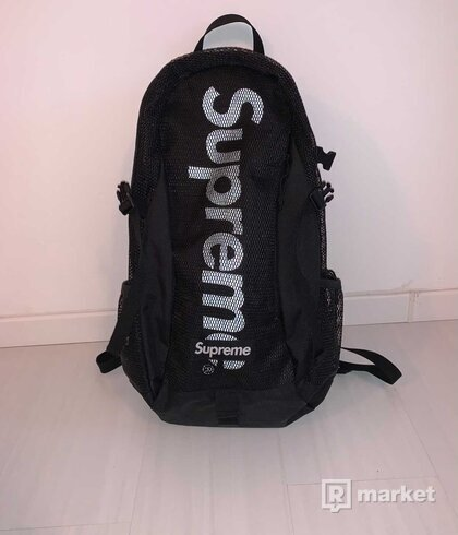 Supreme Backpack (SS20)Black