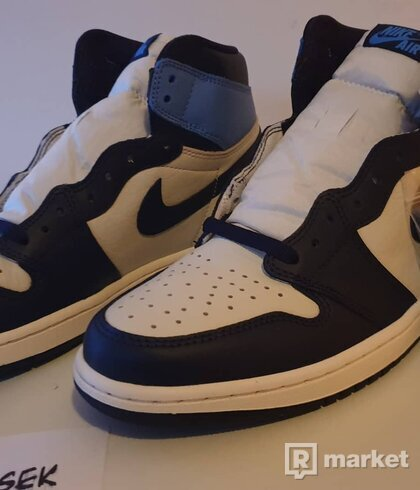 Nike Aj1 Obsidian