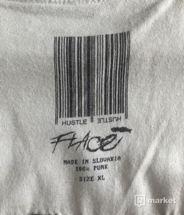 Flace X Marilyn Manson custom tee