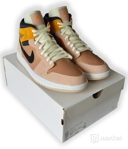 Nike Air Jordan 1 Particle Beige