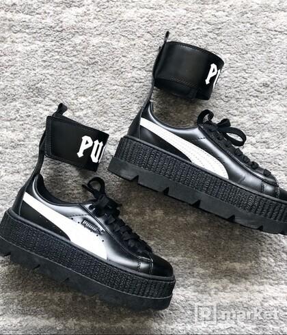 Fenty Puma by Rihanna ankle strap
