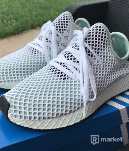 Adidas deerupt runner mint