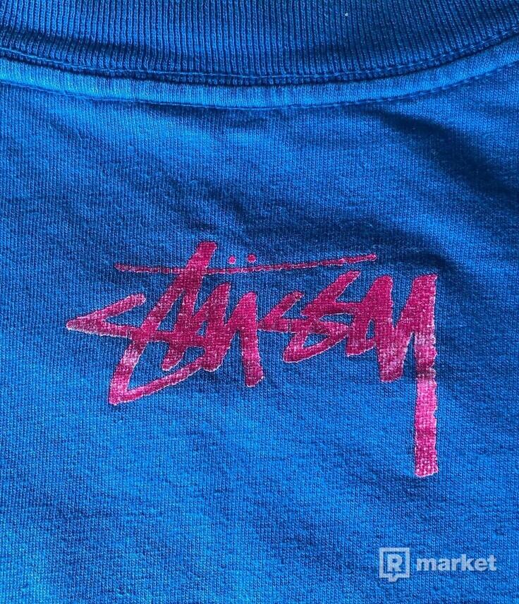 stussy vintage 90s tee