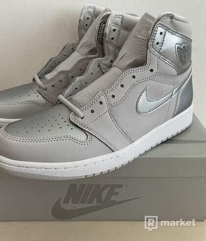Jordan 1 Retro High CO Japan Neutral Grey (2020) - US9.5