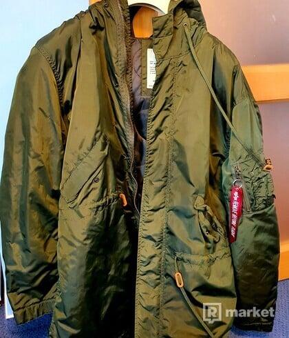 Alpha industries xl jacket
