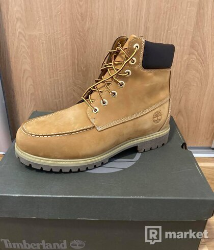 Timberland 6 in Premium Boot wheat waterbuck