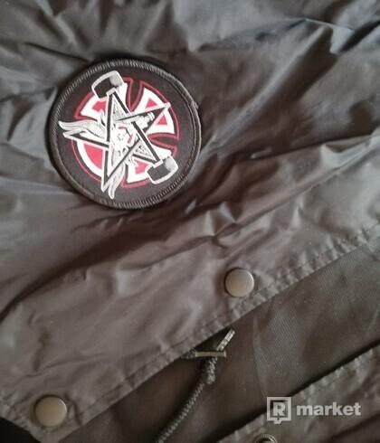 Thrasher Pentagram Cross Jacket Black