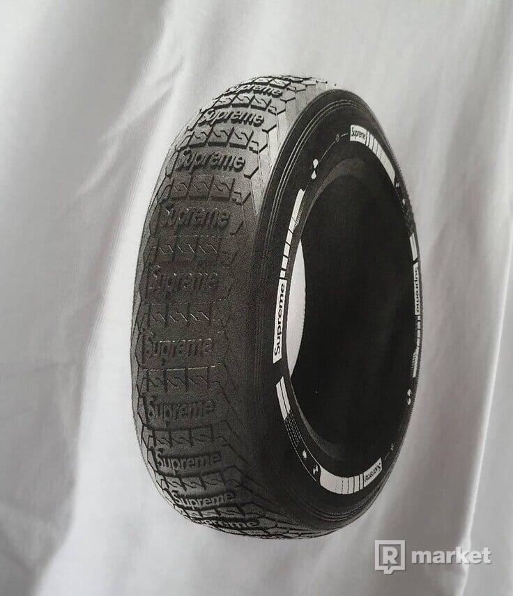 "Supreme ""Tire"" Tee"