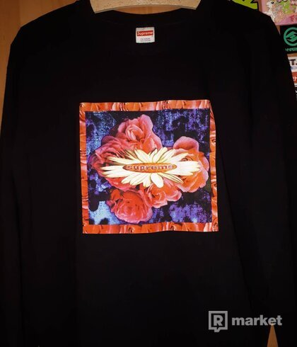 Supreme Bloom Tee L/s