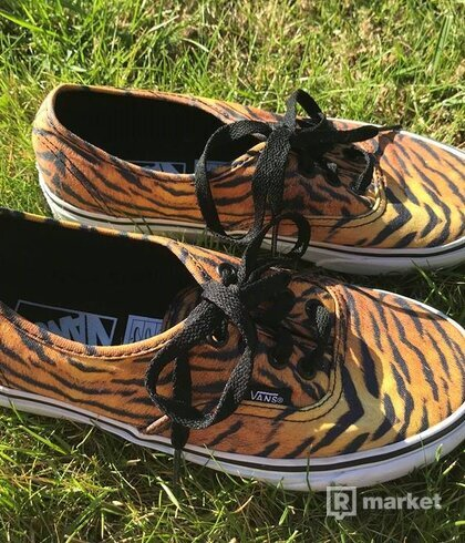 Vans Authentic tiger