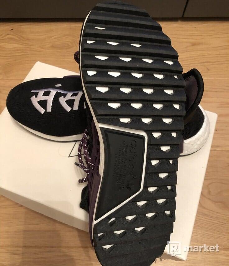 Adidas Human race Deepest Purple