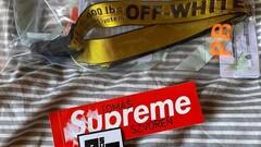 OFF-WHITE belt 35mm