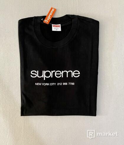Supreme Shop Tee