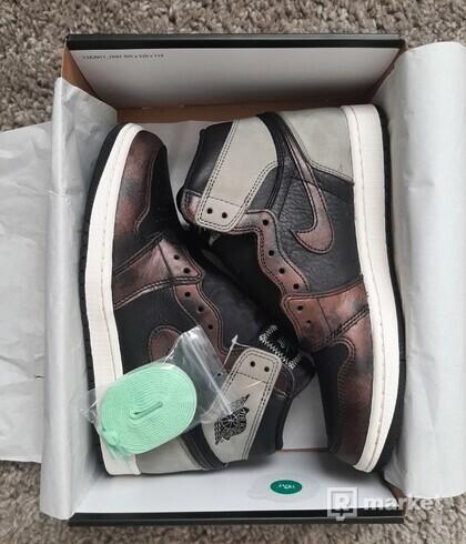 Air Jordan 1 Rust