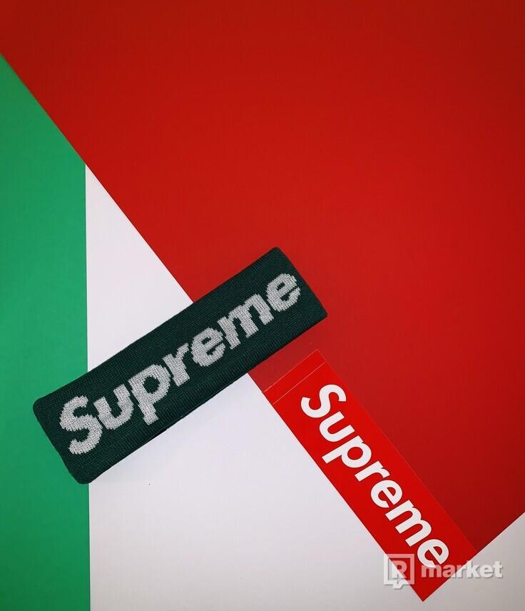 Supreme New Era Big Logo Headband