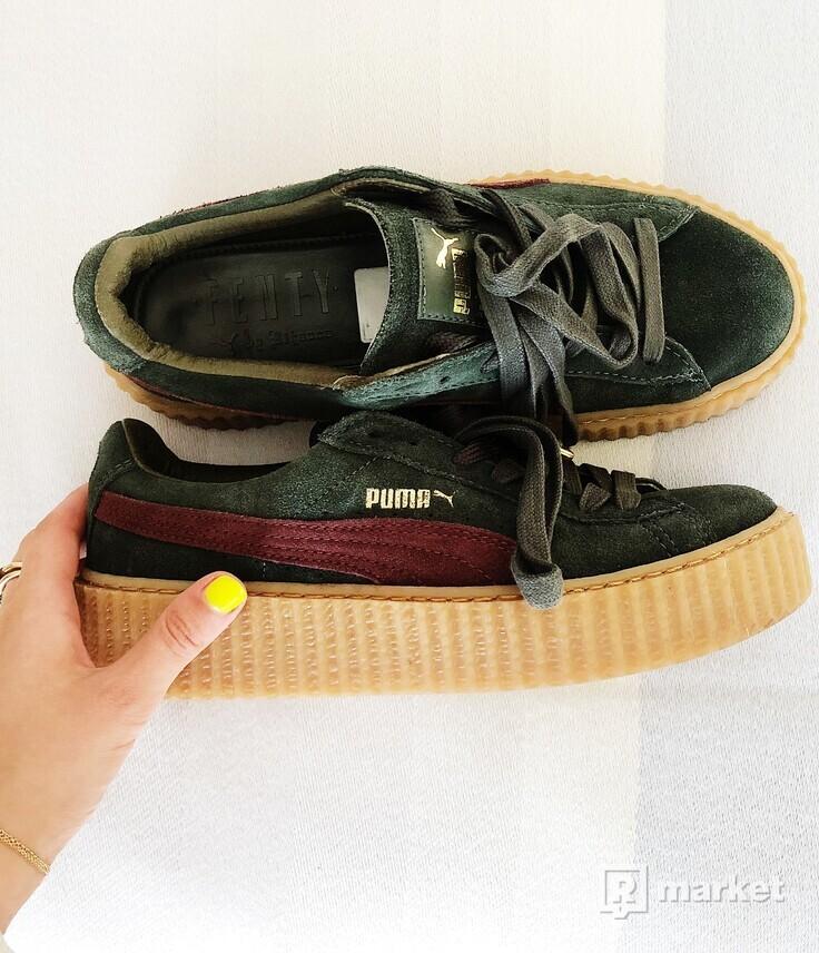 Puma x Fenty