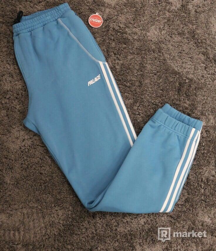 Adidas x Palace Track Pants Blue