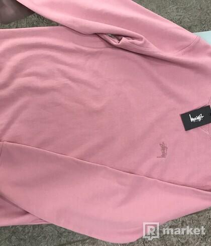 WTS stussy sveter pink
