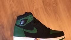 """Nike Jordan 1 Retro High OG """"Pine Green"""