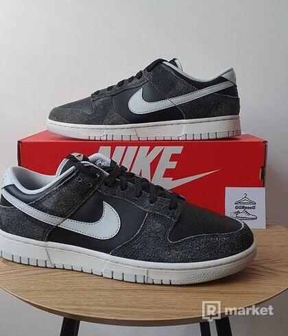 "Nike Dunk Low Retro PRM ""Zebra"""