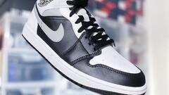 """Air Jordan 1 Mid """"White Shadow"""""""